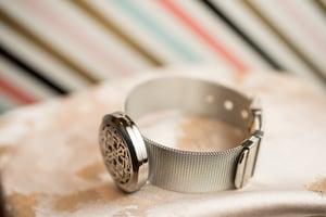 Image of Old Cross Essential Oil Diffuser Bracelet