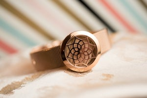 Image of Lotus Essential Oil Diffuser Bracelet