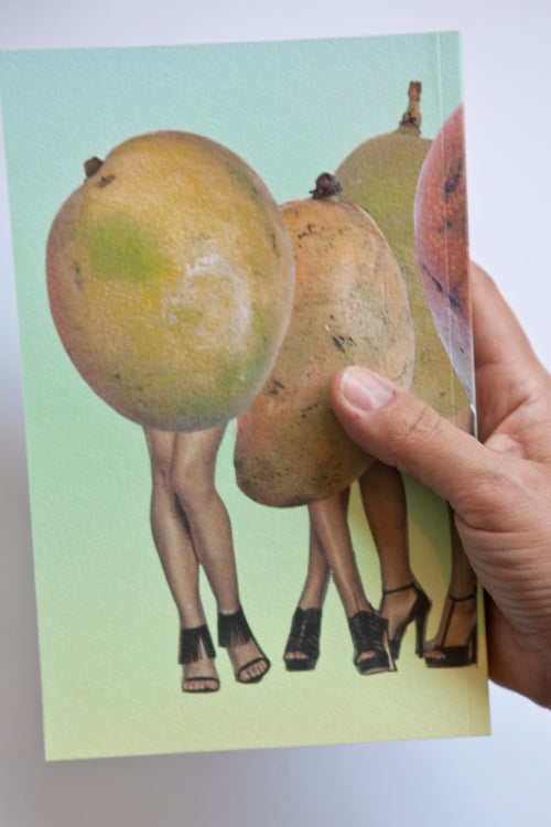 Image of Estas Como Mango Notebook