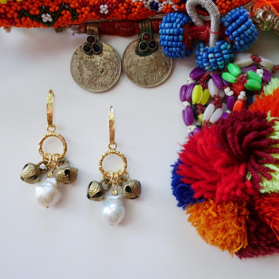 Image of Laxmi Earrings