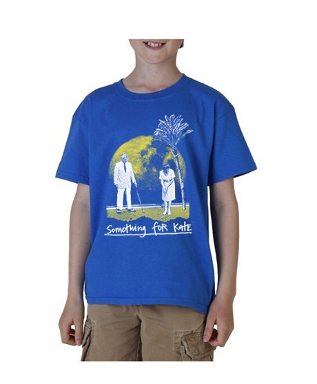 Image of Kids 'Golf on the Moon' Tee