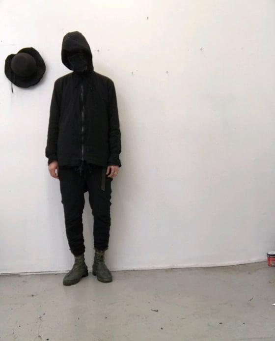 Image of Watteau Hooded Jacket