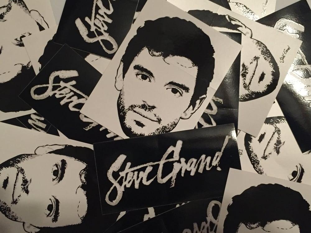 Image of *NEW* Vinyl Stickers