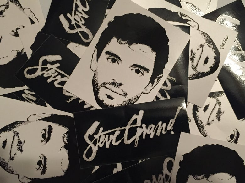 Image of *NEW* Vinyl Stickers
