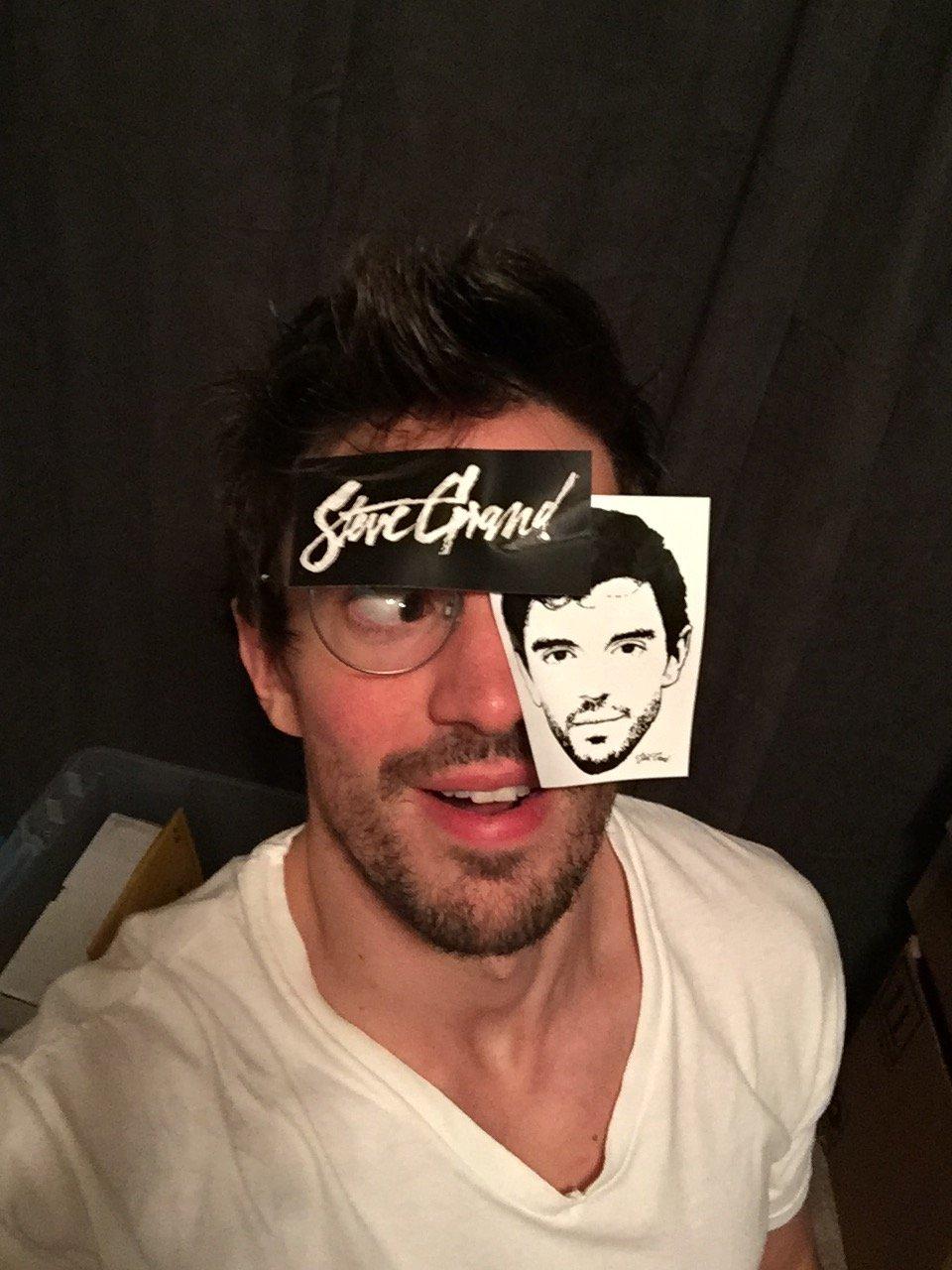 *NEW* Vinyl Stickers