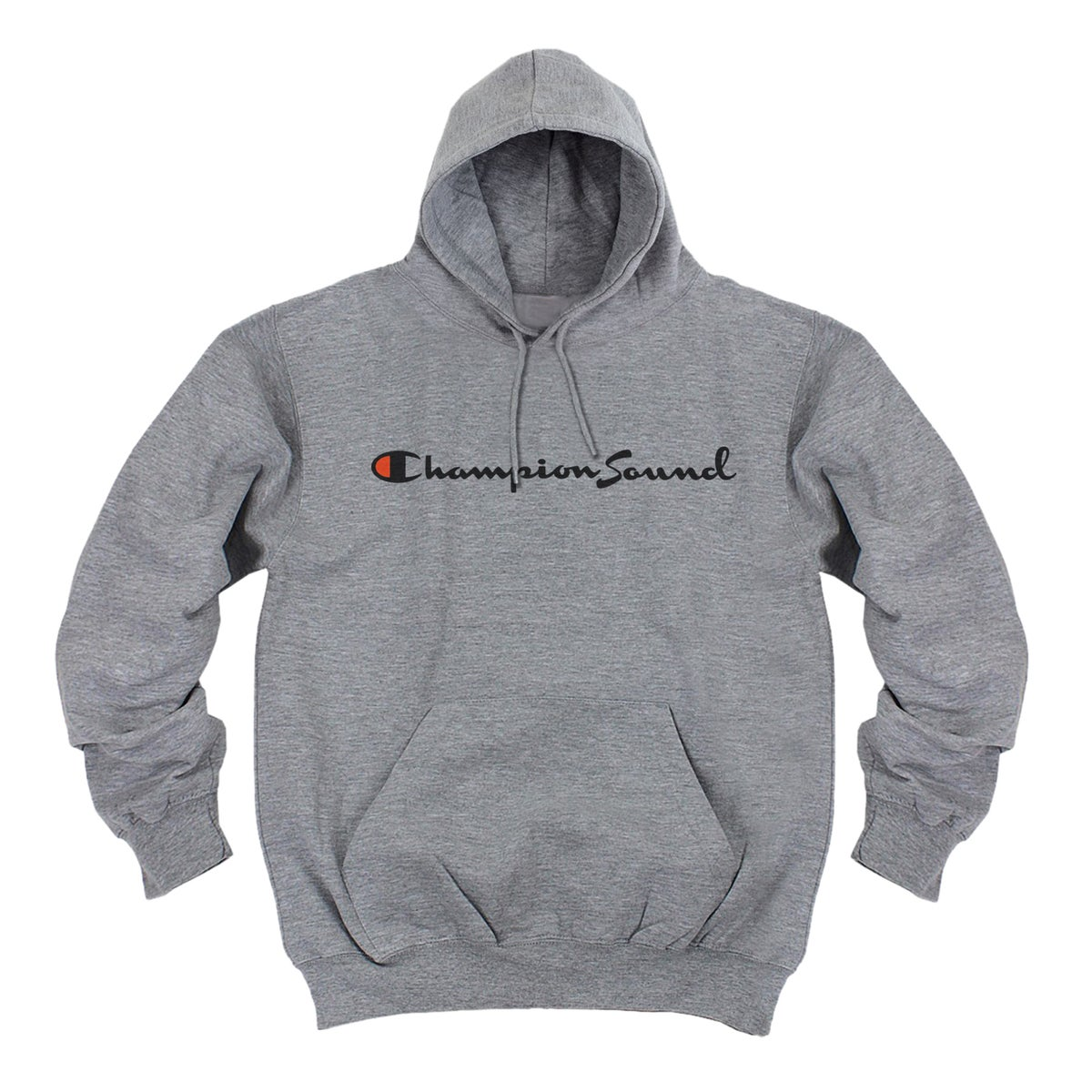 Image of Champion Sound hoodie (Grey)