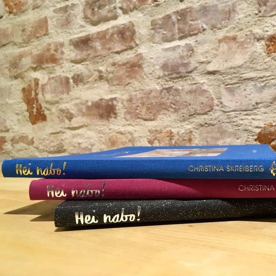 Image of 3 bøker - valgfrie farger!