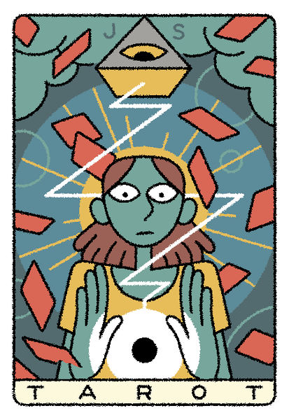 Image of Major Arcana Tarot Deck