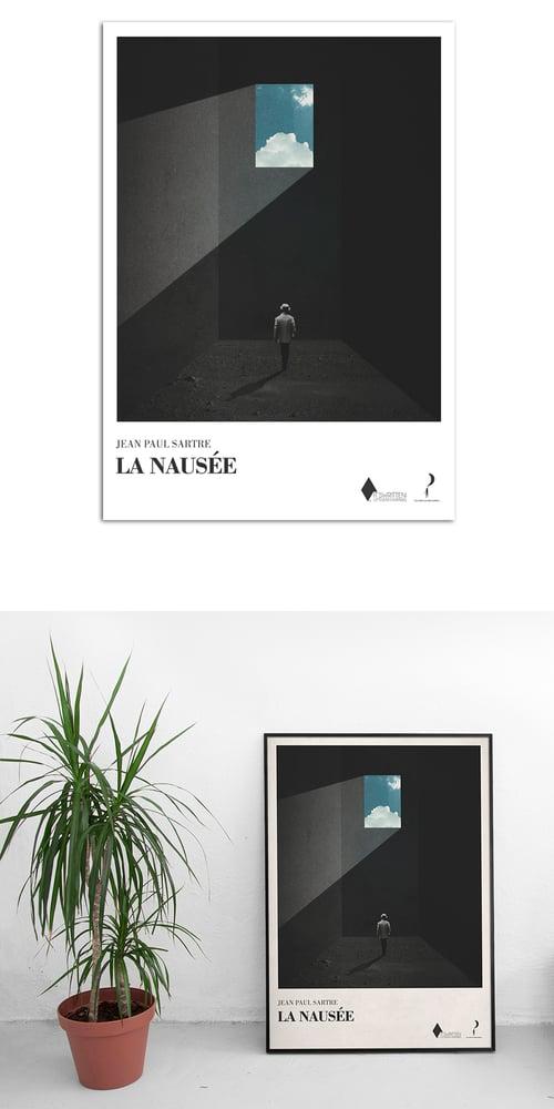 Image of Jean Paul Sartre: La Nausée