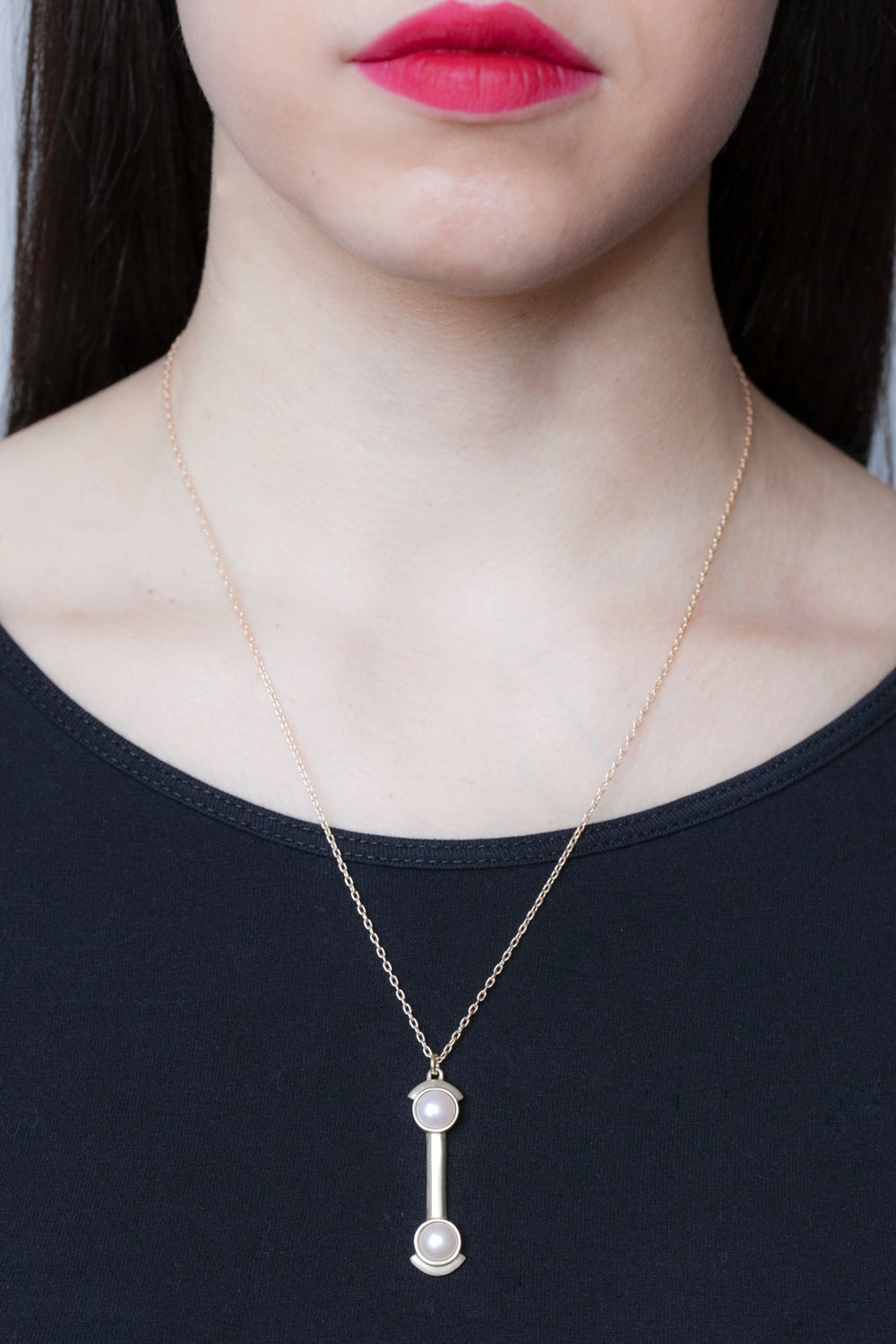HERA NECKLACE- SILVER