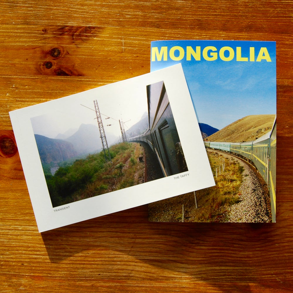 Image of The Taffy - Transient & Mongolia Zines