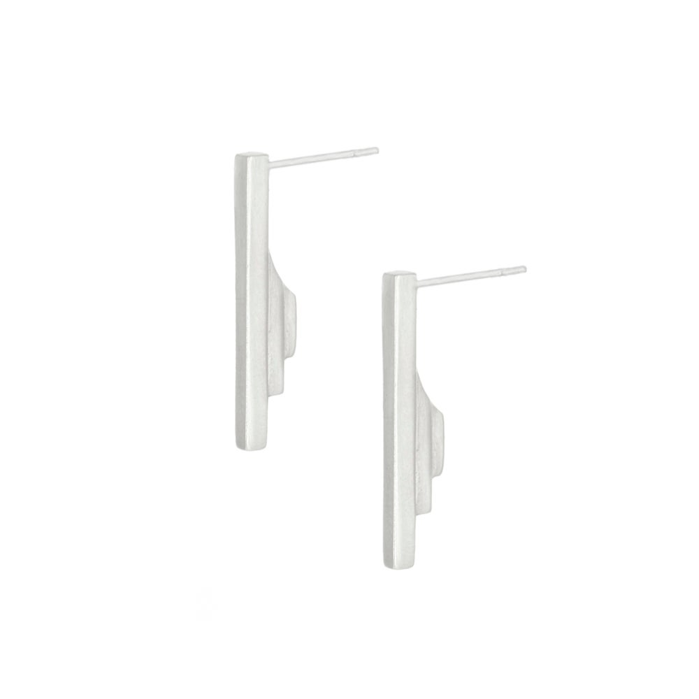 Image of SLEEPWALK STUDS- SILVER