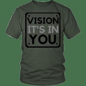 Image of Vision You shirt