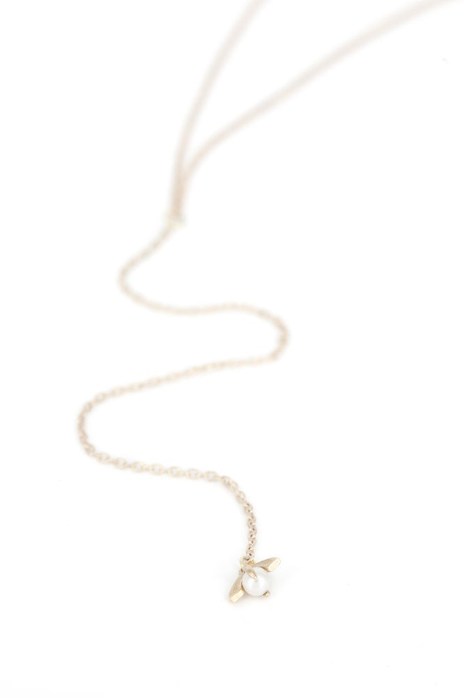 Image of MOONRISE PEARL LARIAT
