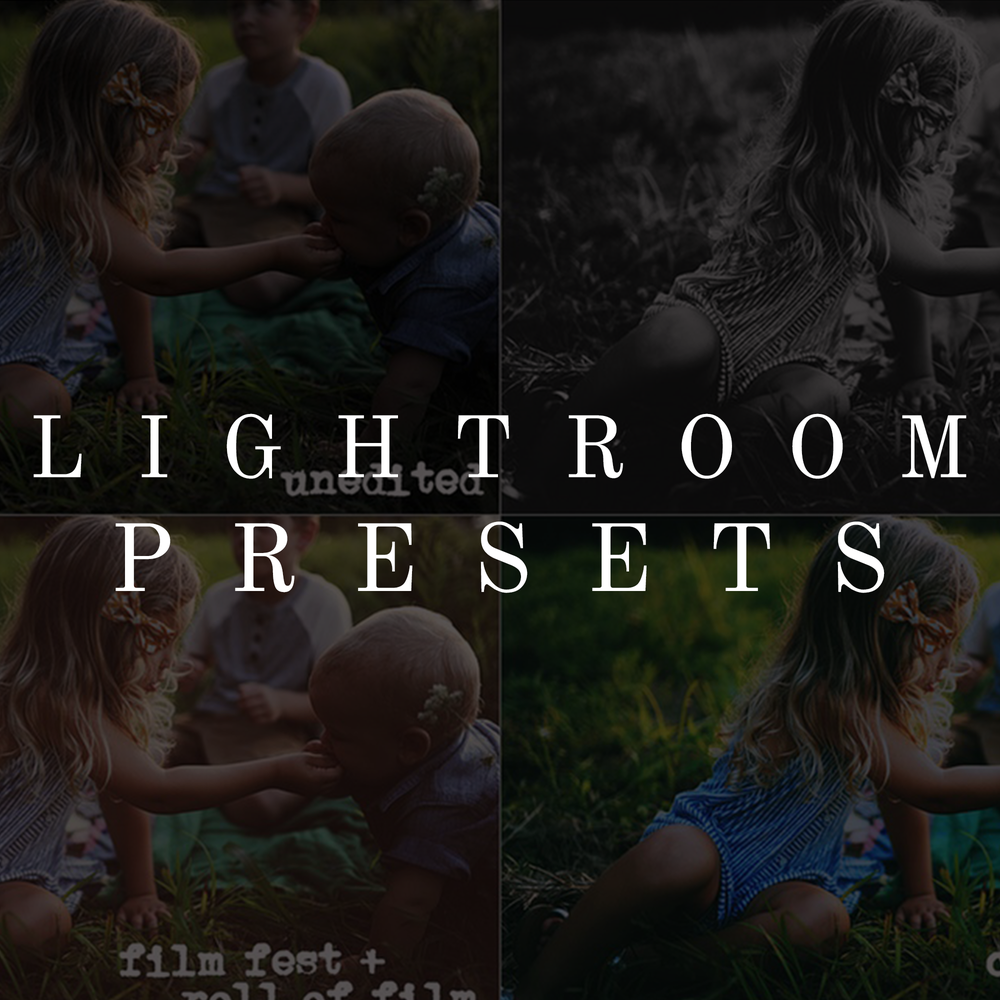 Image of Old School - Presets for LR 4 and up