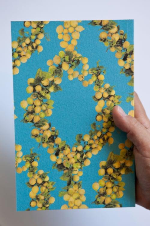 Image of Lemon Wallpaper Notebook