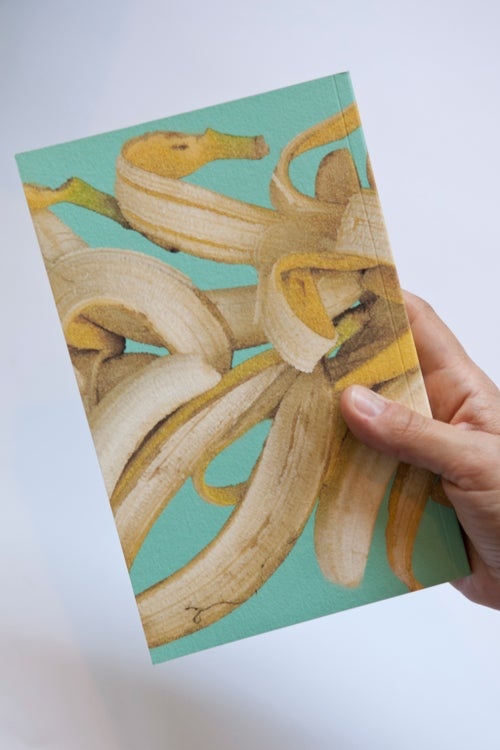 Image of Banana Notebook