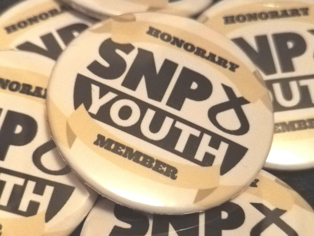Image of Honorary Member Badge
