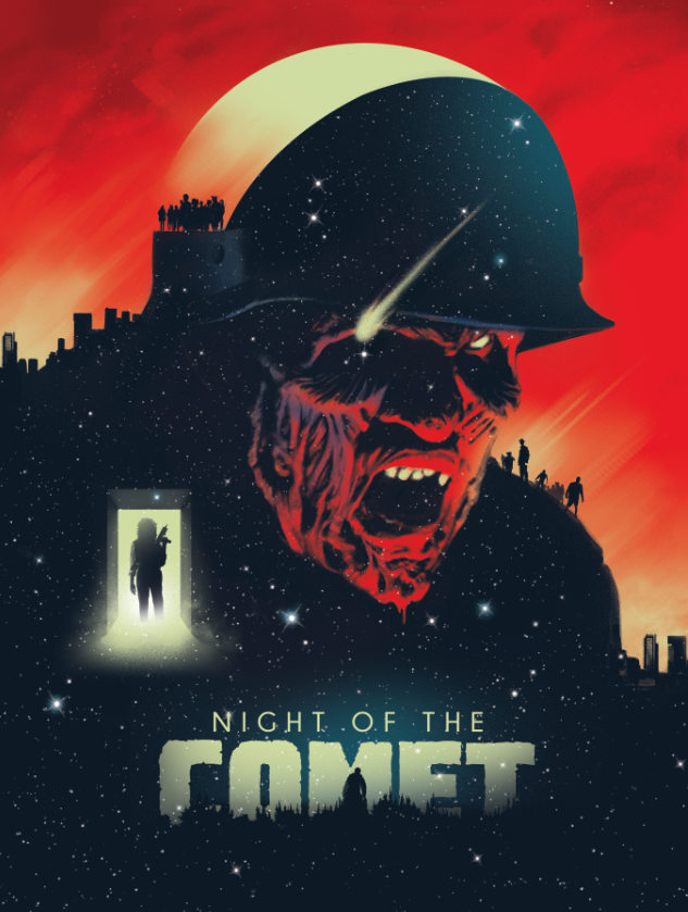 Image of Night of the Comet