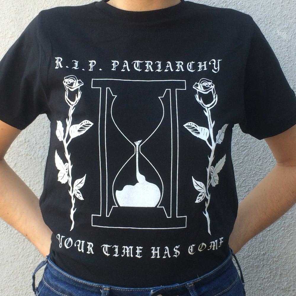 Image of R.I.P. Patriarchy Tee