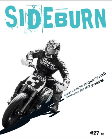 Image of Sideburn 27 - 20% off for January 2021