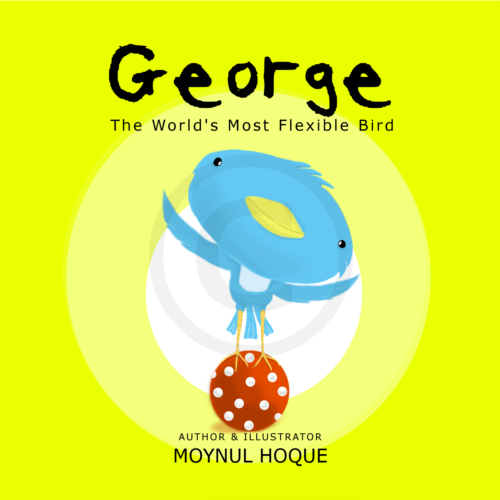 Image of George - The World's Most Flexible Bird (LE)