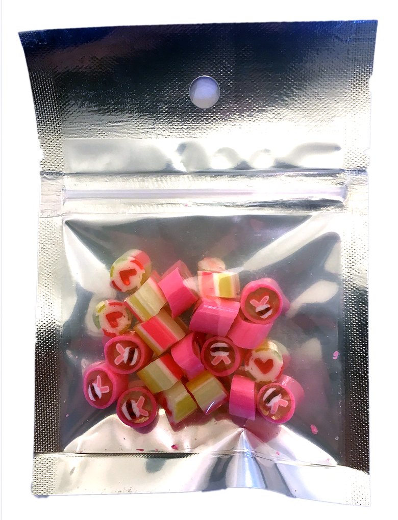 Image of HEART OF A HIRO SOUR CANDY MIX