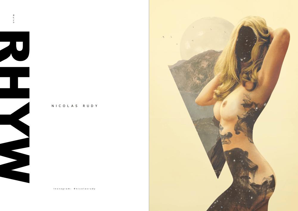 NAKID MAGAZINE - MINI-ISSUE 4: SEXUAL (Digital)