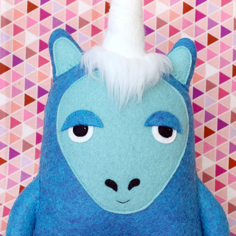Image of Esmeralda the Unicorn