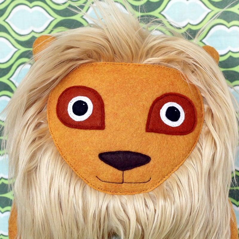 Image of Edgar the Lion