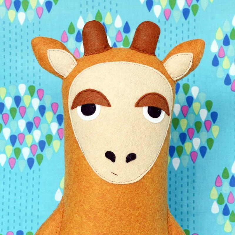 Image of Gina the Giraffe