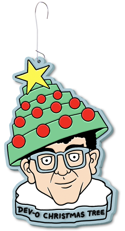 Image of Dev-O Christmas Tree Ornament (BACK ON SALE BLACK FRIDAY!)