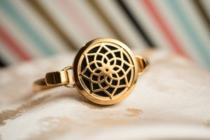 Image of Bangle Essential Oil Diffuser Bracelet