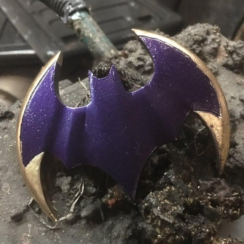 Image of Batgirl Batarang - Batgirl