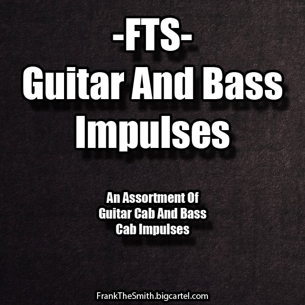 Image of FTS Guitar and Bass Impulses