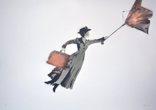 Image of Canevil - Drittvær, Mary Poppins