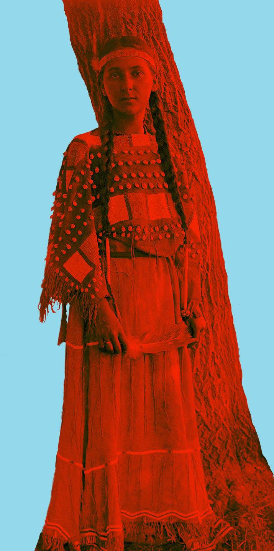 Image of Fallen Fruit -  Sioux Maiden