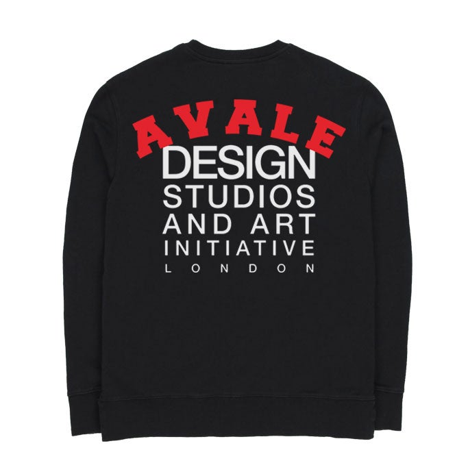 Image of Black 'Black Friday' Sweatshirt