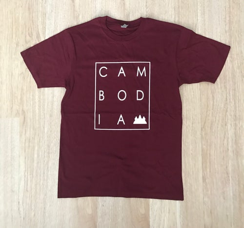 Image of Cambodia Box Tee