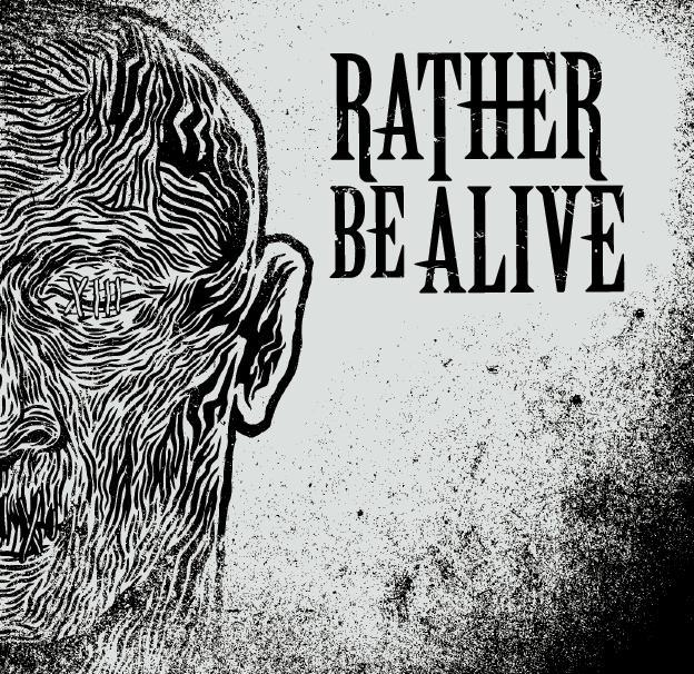 Image of Rather Be Alive jewel box / EP - 2012