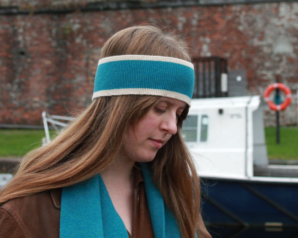 Image of HEAD BAND - MULL