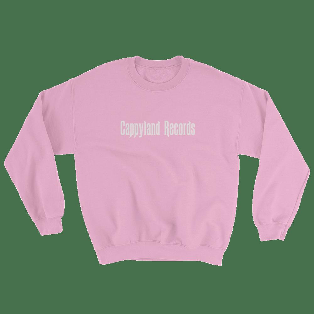 Image of Cappyland Records Sweatshirt