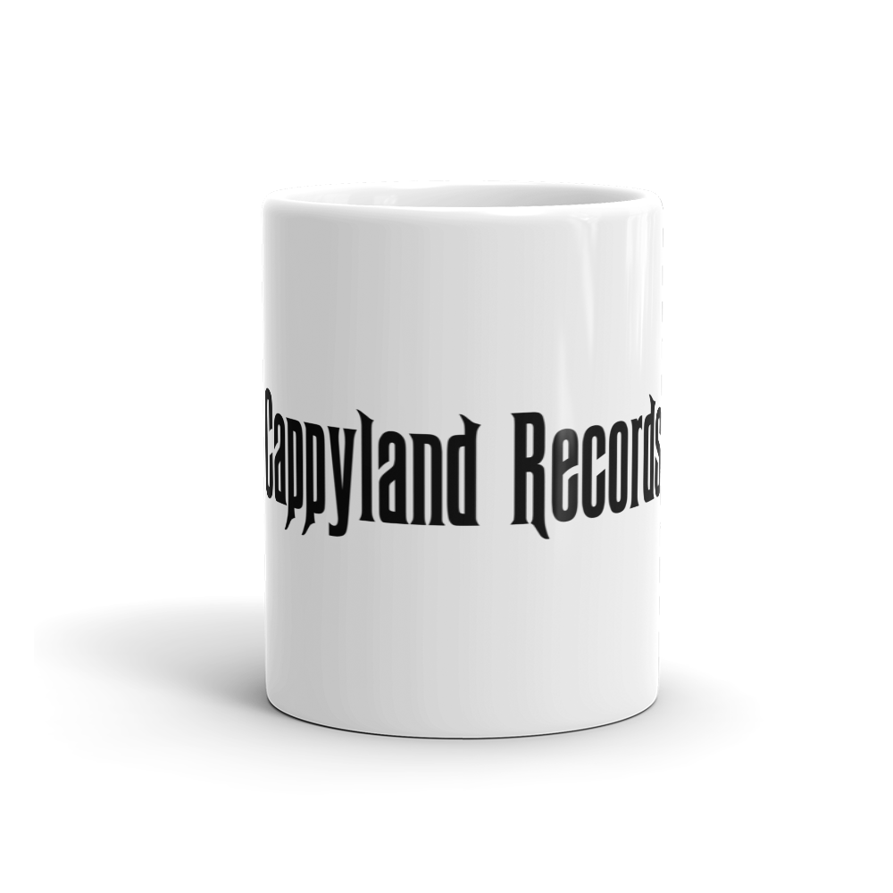 Cappyland Records 11oz Mug