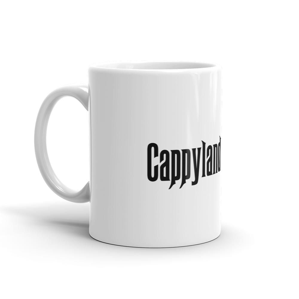 Image of Cappyland Records 11oz Mug