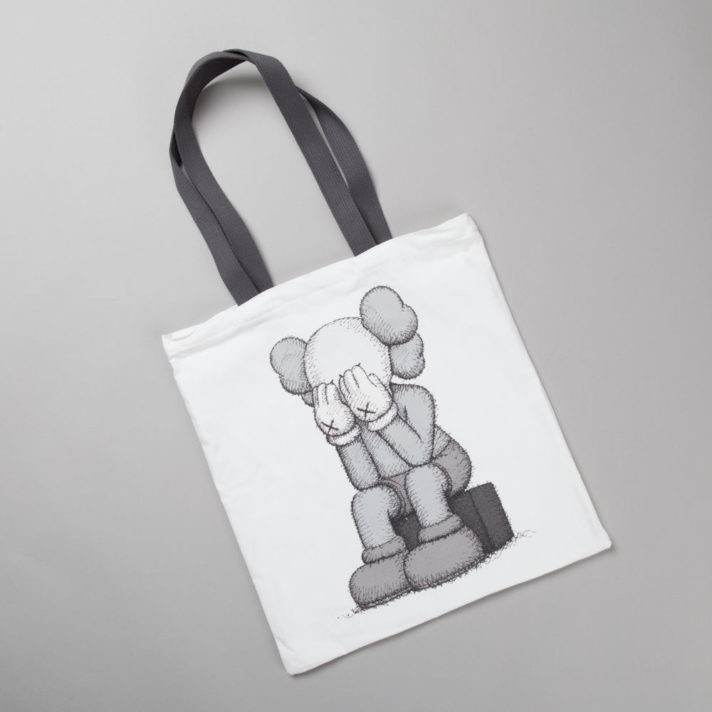Image of Kaws - Tote Bag Resting Place