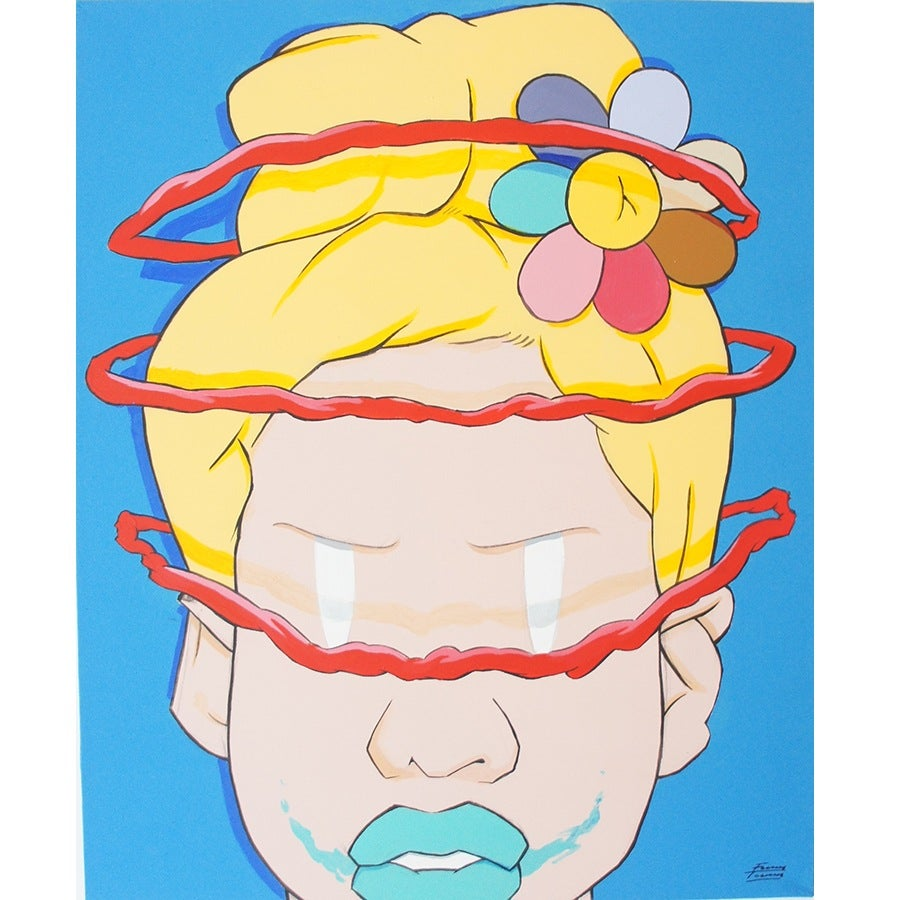 Image of HEADACHE *PRINT and ORIGINAL*
