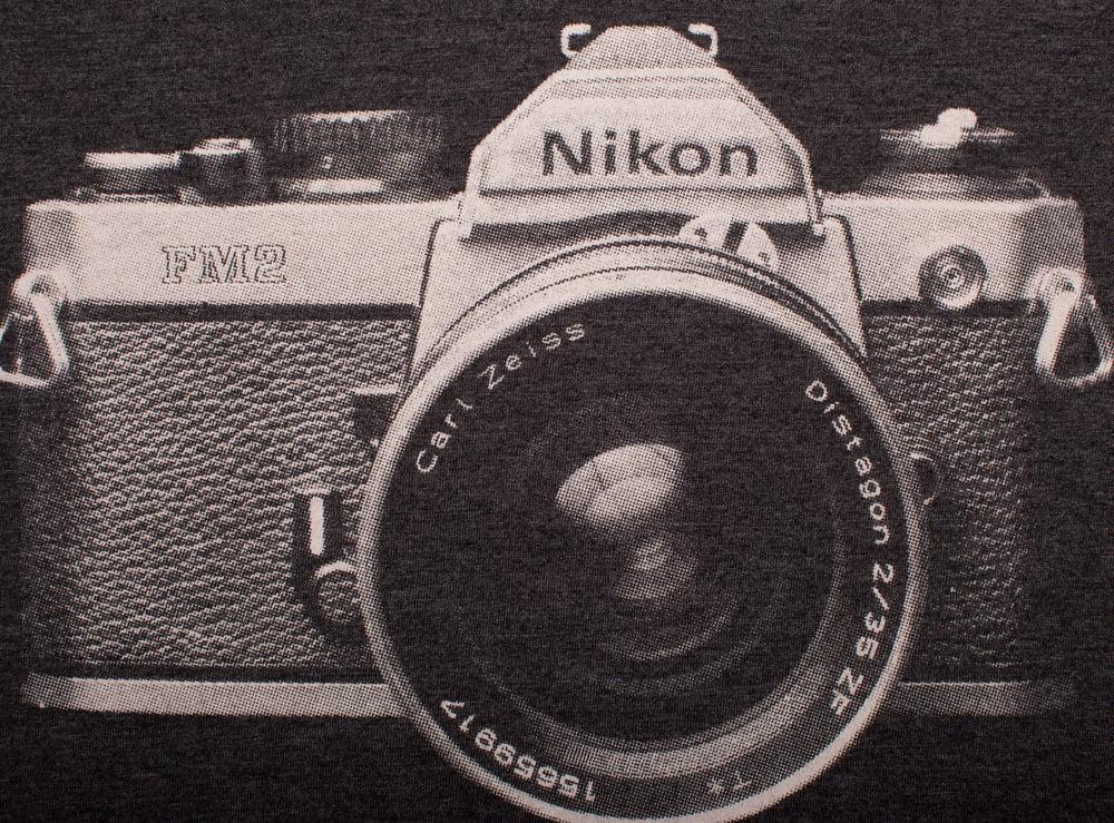 Image of Nikon FM2 Graphic Tee