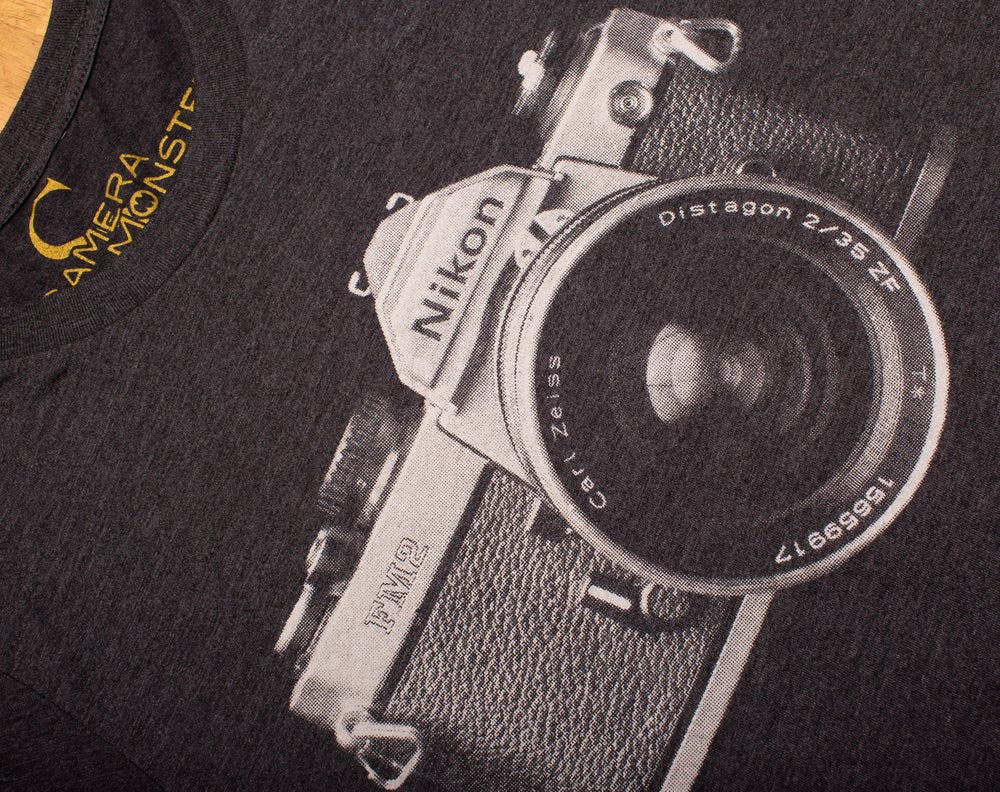 Image of Nikon FM2 Graphic Tee