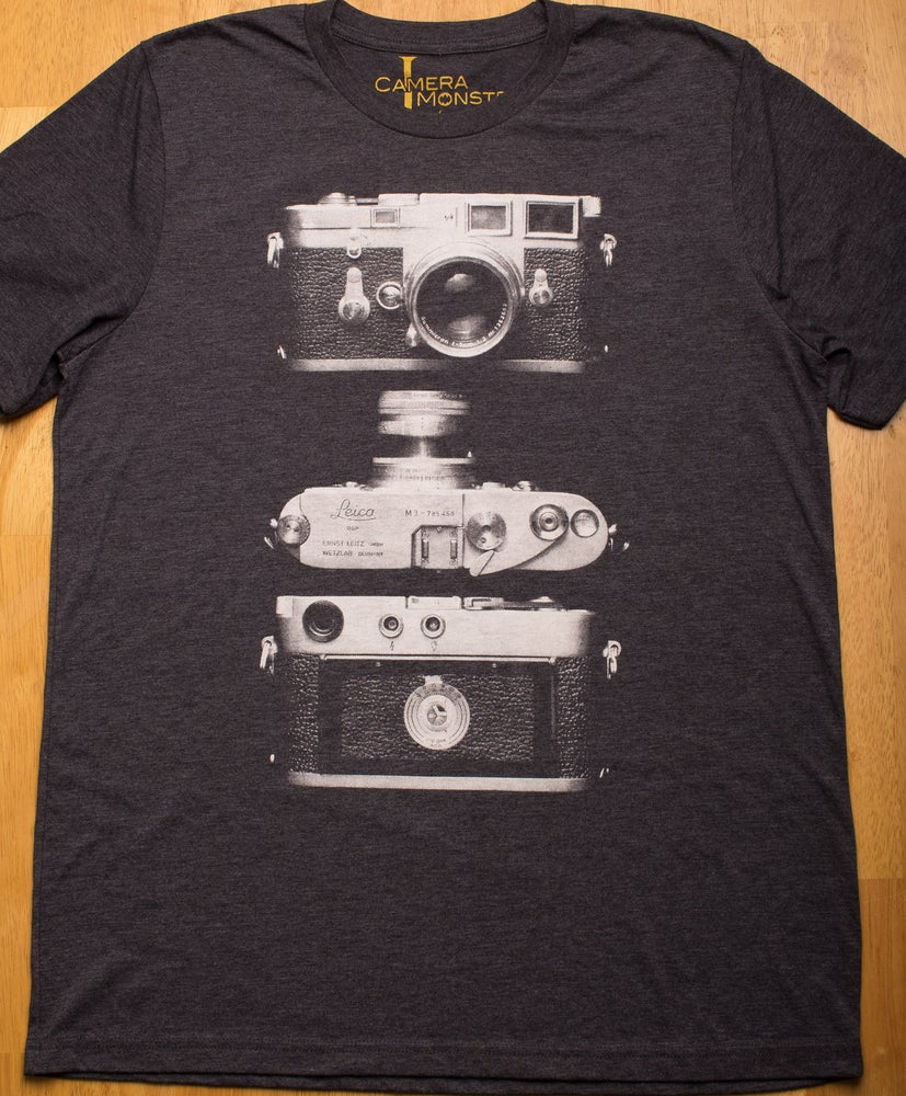 Image of Leica M3 Triple Graphic Tee