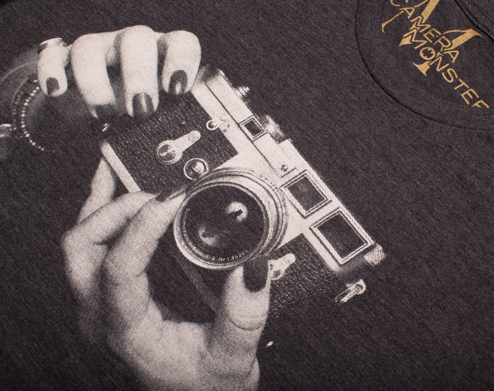 Image of Leica M3 Grip Graphic Tee